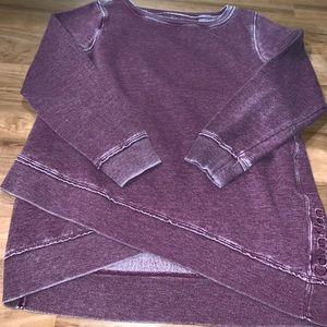 Calvin Klein light weight sweatshirt